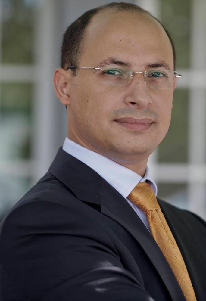 Président du Conseil d'administration – Riad Bekkar - RB